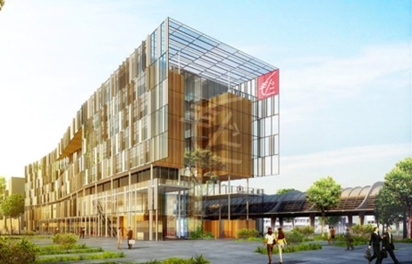 Bordeaux: Les grands projets d'architectes dessinent la ville de 2020