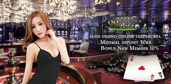 Bermain Di Agen Casino Online Terpercaya   99 Bola