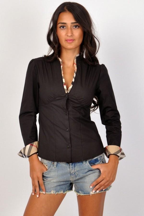 Fashionably Tailored Shirt Burberry