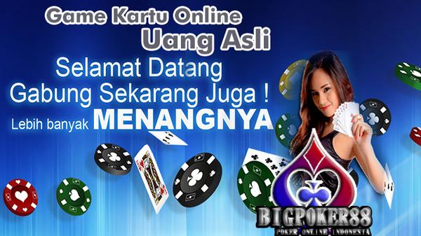 Kemudahan Bermain Game Kartu Online Uang Asli