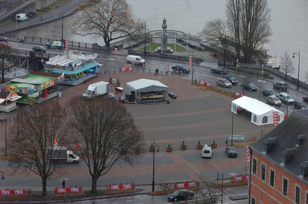 Namur veut séduire en mode « histoires d'eau »
