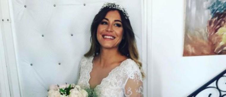 Six mois après La Villa des cœurs brisés, Anaïs Camizuli s'est mariée ! (PHOTOS)