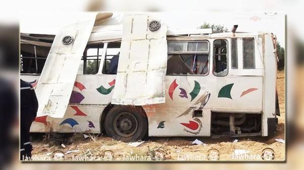 Chiheb Ben Ahmed : L'accident de bus de Mahdia n'est pas dû à un problème technique