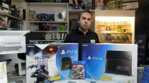 Lisieux. Pas de consoles PS4 demain dans les rayons