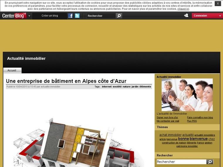 Actualité immobilier | Mag90Recherche