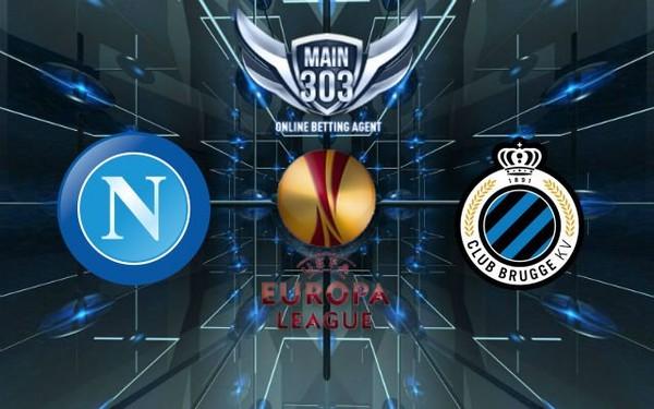 Prediksi Napoli vs Club Brugge 18 September 2015
