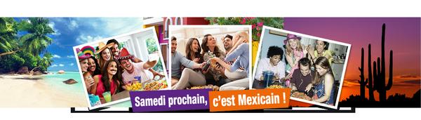 Gagne un AR pour 2 au Mexique avec Skyrock et Old El Paso !!! Balance ta soirée mexicaine sur skyrock.com/oldelpaso