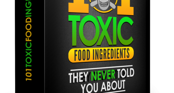 101 Toxic Food Ingredients Review - Is Anthony Alayon Scam?