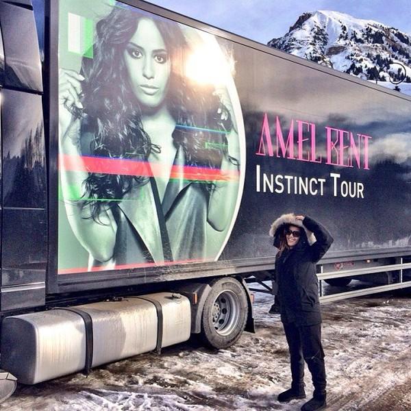 .@inst_amel | L'#instinctour dans les #alpes #savoie ️ #teamel #sybelles | Webstagram