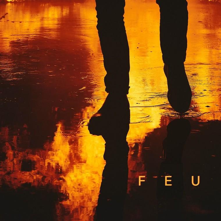 """Nekfeu enflamme tout sur son passage avec son album """" Feu """""""