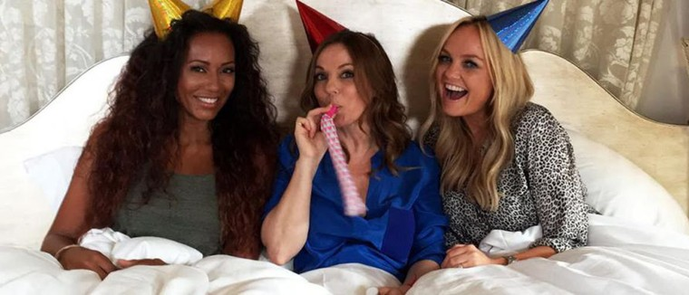 Song for Her, le single des GEM (ex-Spice Girls) filtre sur le net