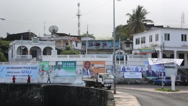 Comores: la Céni remise en cause à un mois de la présidentielle