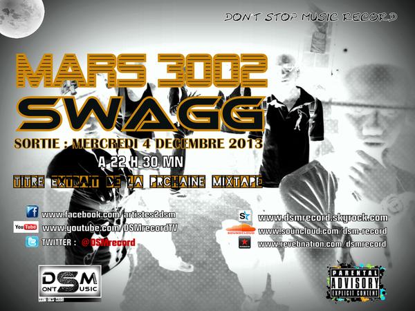 MARS 3002 - SWAGG by ALLSTARS de la DSMrecord