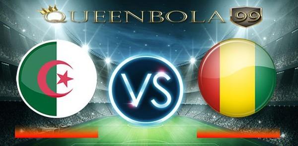 Prediksi Algeria vs Guinea 7 Juni 2017