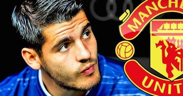 Morata pushing Real Madrid to close Man Utd deal before... - Daily Soccer News