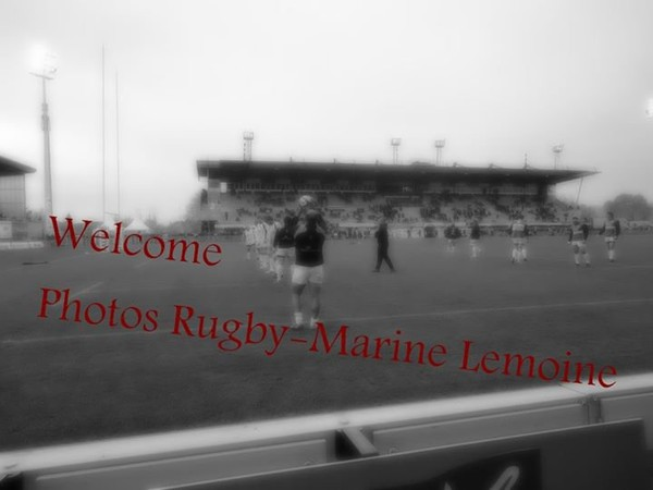 Photos Rugby - Marine Lemoine