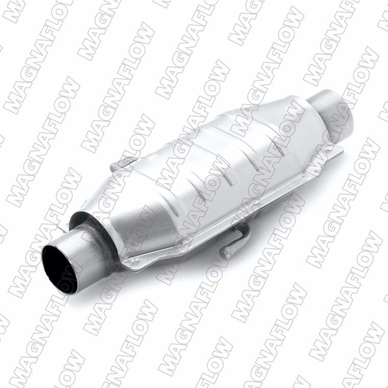 Magnaflow 36024 (For 1988 ford ESCORT 1.9L; Eng. Code J; EFI) : Universal Catalytic Converter