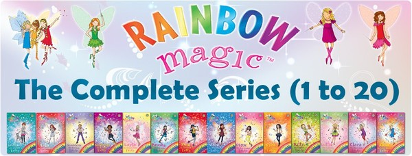 Rainbow Magic The Complete Series