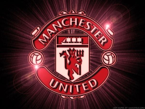 Logo Red Devils Pada Emblem Manchester United
