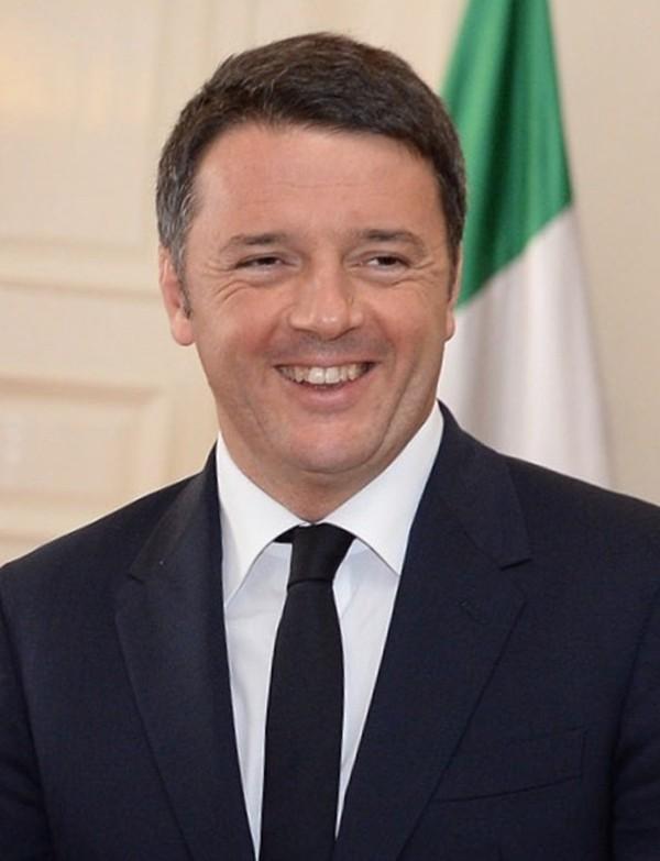 MATTEO RENZI ELECTIONS ITALIENNES 2018