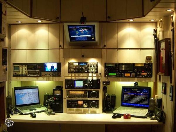 Station radioamateur complte Sports & Hobbies Val-d'Oise - leboncoin.fr