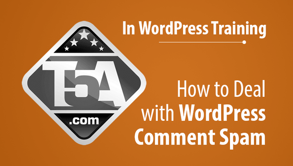 How to Deal with Comment Spam in WordPress