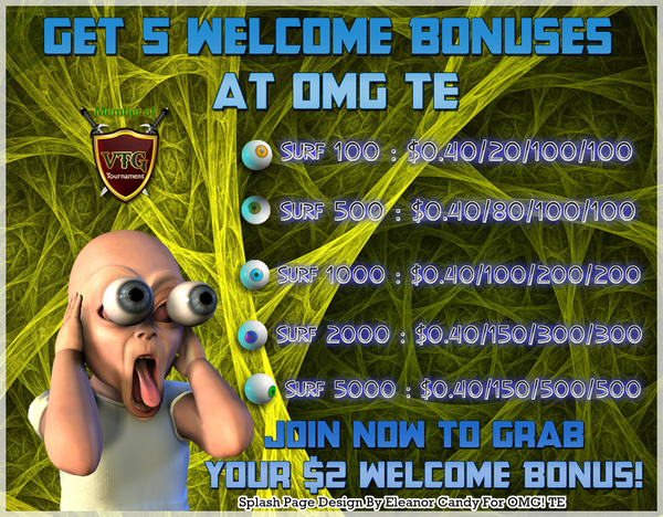 Join OMG! TE Splash 7