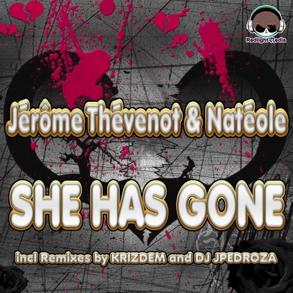 Buy She Has Gone by Nateole/Jerome Thevenot on MP3, WAV, FLAC, AIFF & ALAC at Juno Download