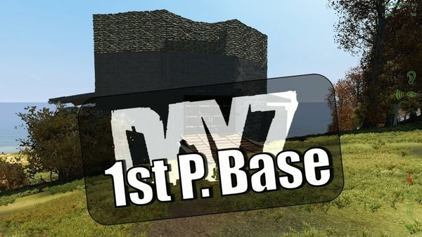 [GER] DayZ Epoch 1.0.6.1 - 1st Person Base [German] - Dayz TV