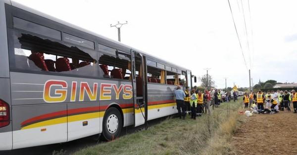 Accident du car scolaire : 6 mois de prison avec sursis requis contre le conducteur du tracteur