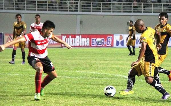 Prediksi Skor Mitra Kukar vs Madura United 3 September 2017, Liga 1 Indonesia - Top Bola