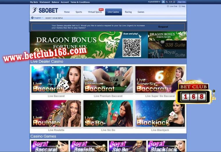 Main Mudah Judi Casino Online Handphone Deposit 50 Ribu
