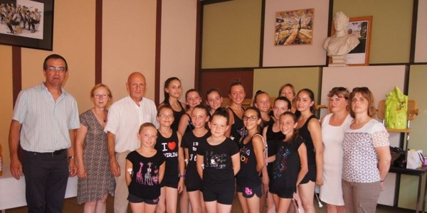 Le club de twirling mis à l'honneur - SudOuest.fr