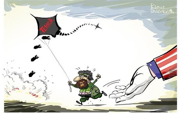 Syrie : l'ère des meutes de drones tueurs…