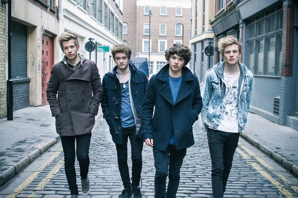 The Vamps: A quartet of bequiffed young boys from the Midlands who are selling out venues fast