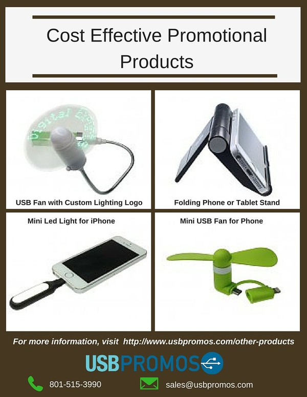 Cost Effective Promotional Products
