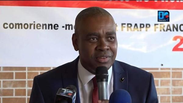 Communiqué: Larifou se félicite de l'accord nouvellement signé par toutes les forces politique de l'opposition     Comores Infos