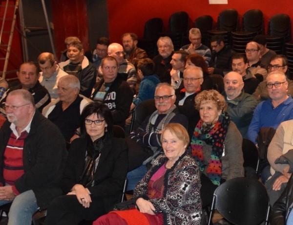 JOYEUSE PETANQUE CREUSOTINE : La grosse colère du Président Rionet