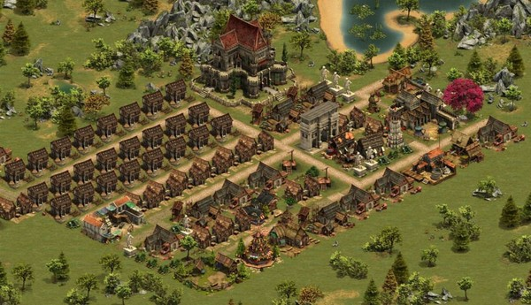 Un beau village