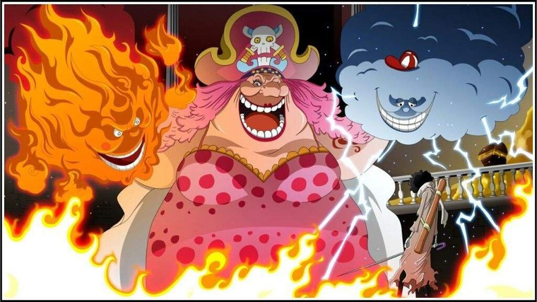 One Piece - Reveals Big Mom's Power