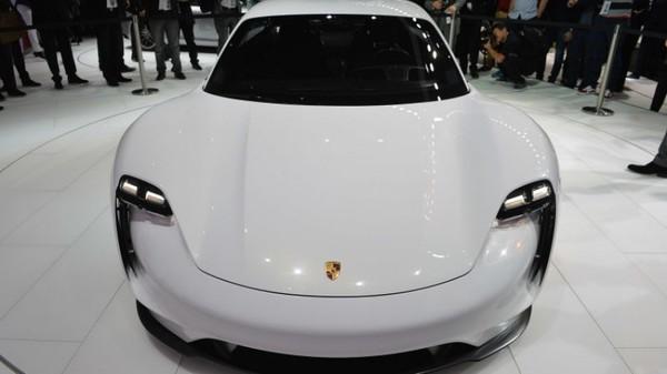 Porsche's all-electric Mission E sedans are done