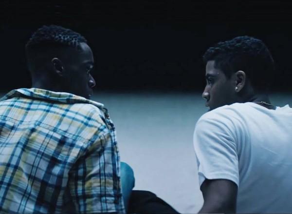 """""""Moonlight"""" et son héros pauvre, noir et gay, sacré meilleur film aux Oscars"""