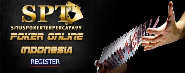 Judi Poker Online Indonesia Terpercaya