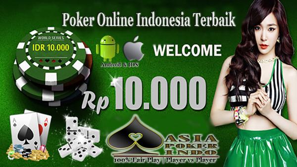 Sukses Karena Bermain Poker Online Indonesia Terbaik