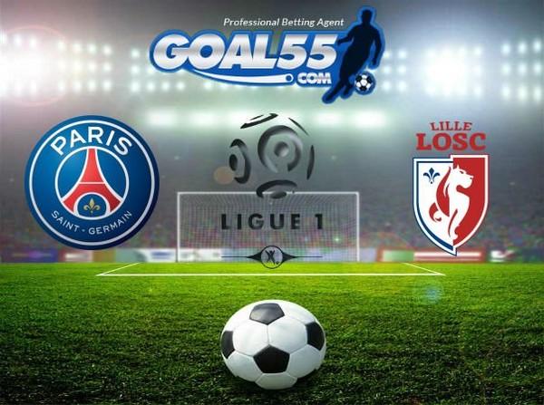 Prediksi Skor PSG VS Lille 9 Desember 2017