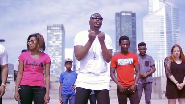 N-ZI feat. Alibi Montana - Adieu petit frère | Afro Video