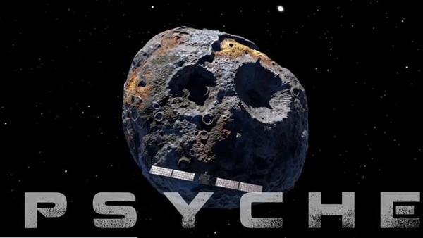 [VIDEO] Fer, nickel et or à profusion? L'astéroïde qui pèserait 700 milliards de milliards de dollars serait en fait... une coquille vide