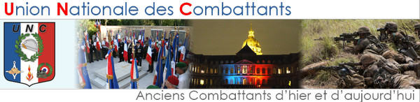 UNC - Union Nationale des Combattants - Aquitaine