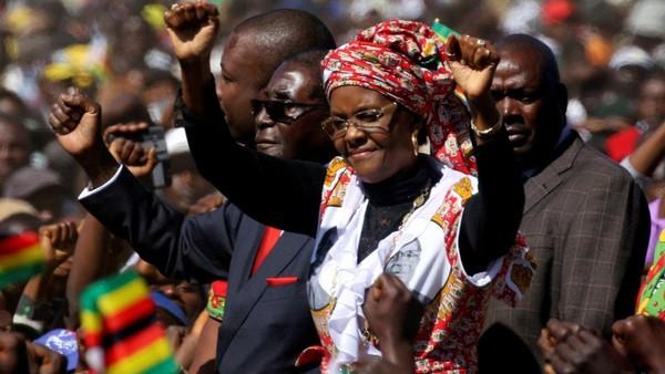 Zimbabwe: la retraite contrainte mais bien dotée de Robert Mugabe - RFI