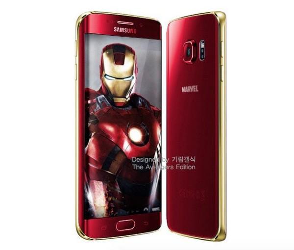 Samsung devrait faire un Galaxy S6 Iron Man